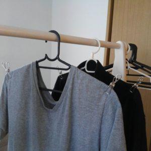 ステンレス 洗濯バサミ ふつうサイズ