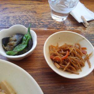 お惣菜2品