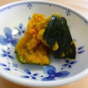 【ヘルシー&シンプルメニュー】かぼちゃの煮物:今日の晩御飯の一品に