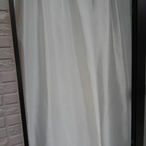 外からは見えないカーテン
