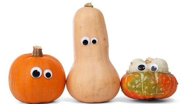 かぼちゃの栄養(効能効果)