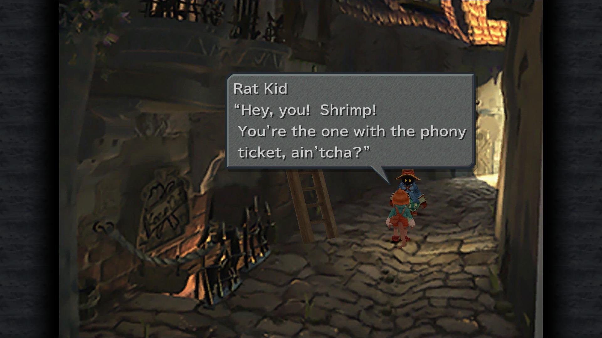 phony ticket
