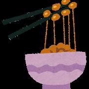 納豆のタレの無添加レシピ